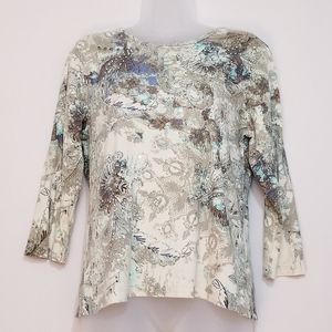 Large Sonoma long sleeve top